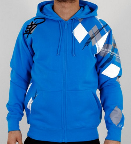 Куртка k1x Top Wesselton Zipper Hoody  | 1300-0121/4810