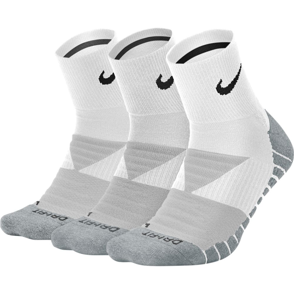 Носки Nike Dry Cushion Quarter Training Sock (3 Pair) фото