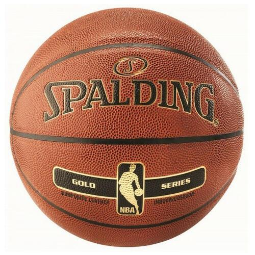 Мяч Spalding NBA Gold Series Ind/Out