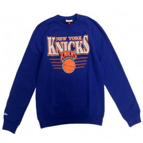 Толстовка Mitchell & Ness New York Knicks